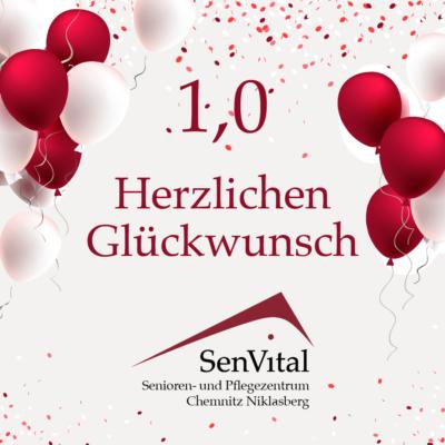 SV Chemnitz FB Glueckwunsch